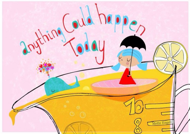 Anything could happen today